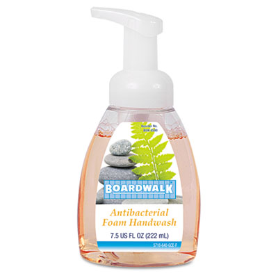 Boardwalk Antibacterial Foam Hand Soap