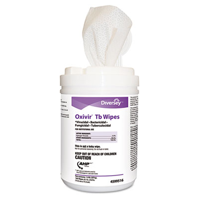Diversey Oxivir TB Disinfectant Wipes