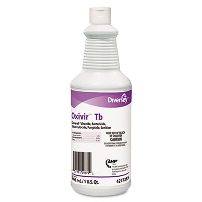 Diversey Oxivir TB One-Step Disinfectant Cleaner