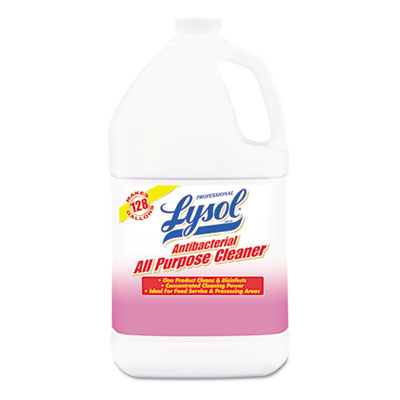 Professional LYSOL Brand Antibacterial All-Purpose Cleaner