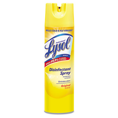 Professional LYSOL Brand Disinfectant Spray