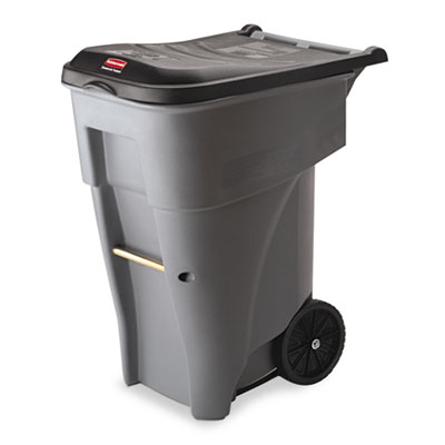 Rubbermaid Commercial Brute Roll-Out Heavy-Duty Container