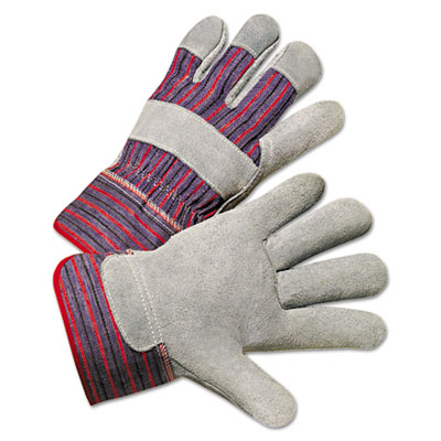 Anchor Brand Leather Palm Work Gloves