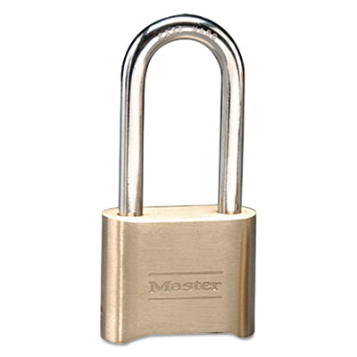 Master Lock Resettable Combination Padlock