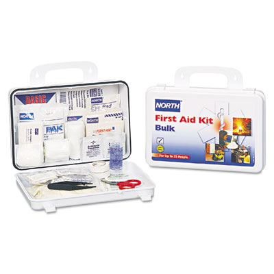 North Safety Bulk First Aid Kit