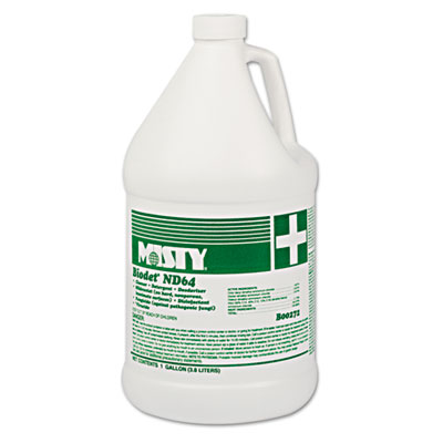 Misty BIODET ND-64 Hospital-Grade Disinfectant