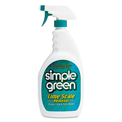 simple green Lime Scale Remover & Deodorizer