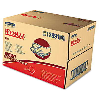 KIMBERLY-CLARK PROFESSIONAL* WYPALL* X90 Cloths