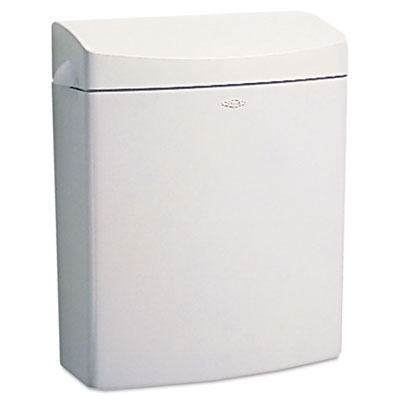 Bobrick MatrixSeries Surface-Mounted Sanitary Napkin Receptacle