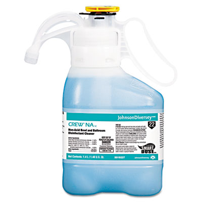 Diversey Crew Super-Concentrated Non-Acid Bowl & Bathroom Disinfectant Cleaner