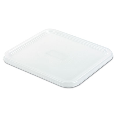 Rubbermaid Commercial SpaceSaver Square Container Lids