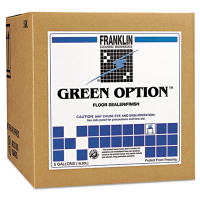 Franklin Cleaning Technology Green Option Floor Sealer/Finish