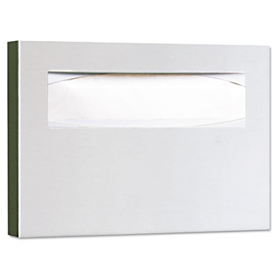 Bobrick Stainless Steel Toilet Seat Cover Dispenser