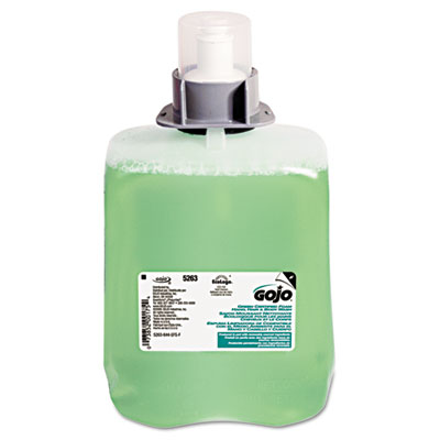 GOJO Green Certified Foam Hand, Hair & Body Wash