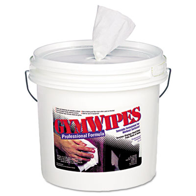 2XL Antibacterial Gym Wipes Bucket