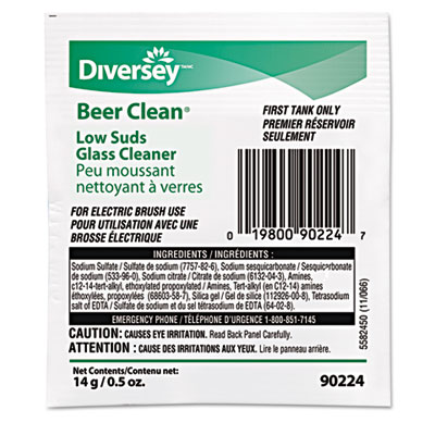 Diversey Beer Clean Glass Cleaner