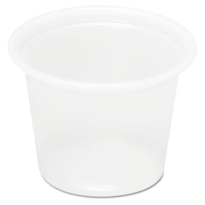 Boardwalk Plastic Souffle/Portion Cups