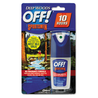 OFF! Deep Woods OFF! for Sportsmen