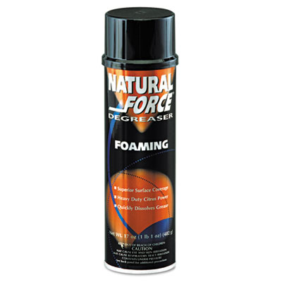 Dymon Natural Force Foaming Degreaser
