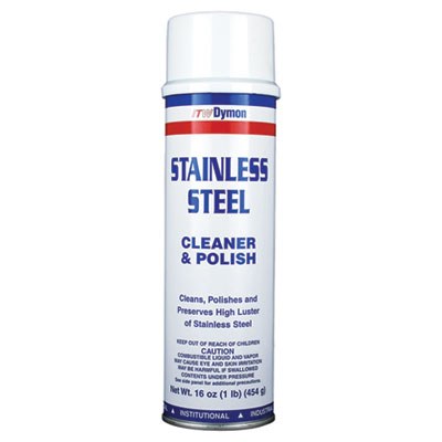 Dymon Stainless Steel Cleaner