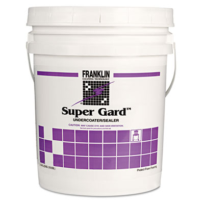 Franklin Cleaning Technology Super Gard Acrylic Floor Sealer
