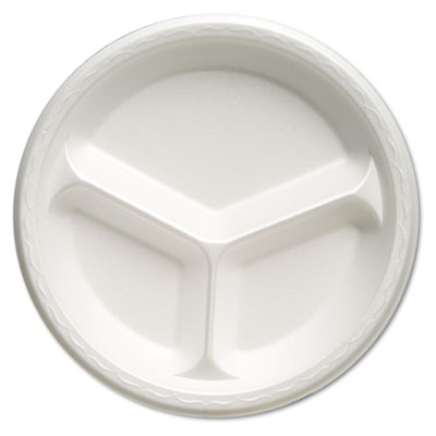 Genpak Celebrity Foam Dinnerware