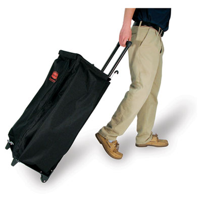 Rubbermaid Commercial Mobile Fabric Cleaning Cart Bag