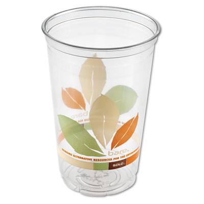 SOLO Cup Company Bare Eco-Forward RPET Cold Cups