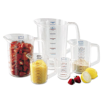 Rubbermaid Commercial Bouncer Measuring Cup