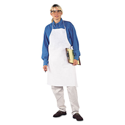 KIMBERLY-CLARK PROFESSIONAL* KleenGuard A20 Breathable Particle Protection Apron 36550