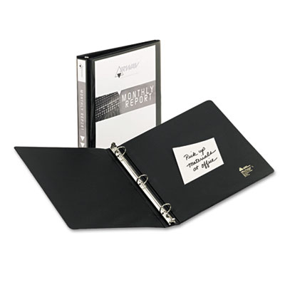Avery Economy View Binder with Round Rings