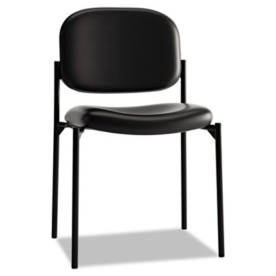 basyx VL606 Stacking Guest Chair without Arms