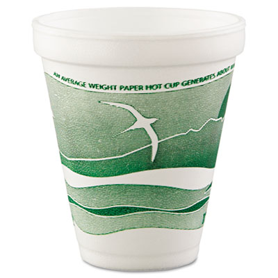 Dart Horizon Hot/Cold Foam Drinking Cups