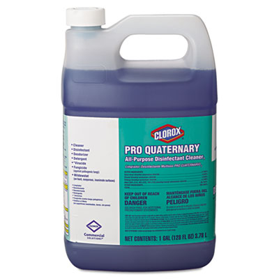 Clorox Pro Quaternary All-Purpose Disinfecting Cleaner