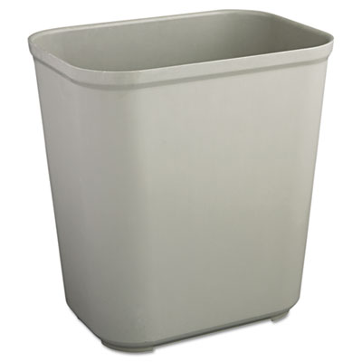 Rubbermaid Commercial Fire Resistant Wastebasket