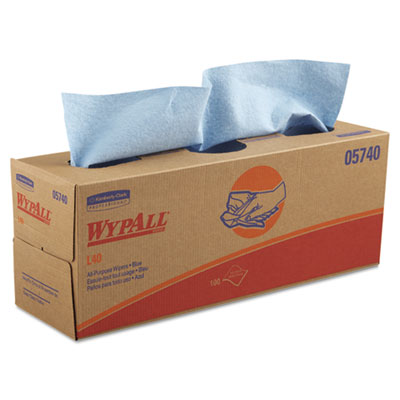 KIMBERLY-CLARK PROFESSIONAL* WYPALL* L40 Wipers