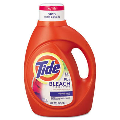 Tide Laundry Powder with Bleach
