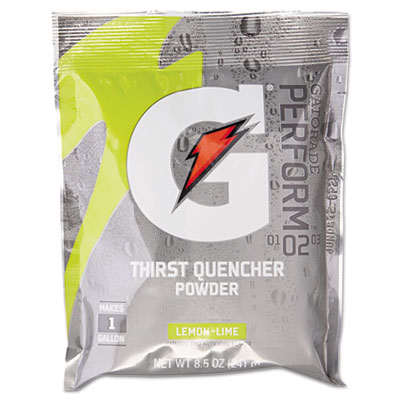 Gatorade Thirst Quencher Powder Drink Mix