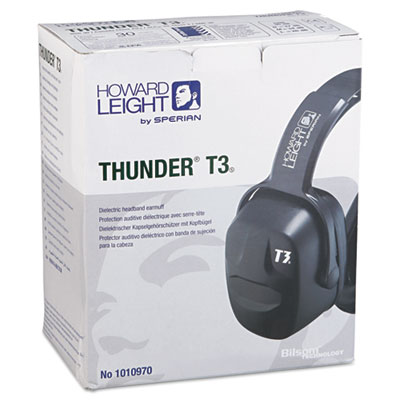 Howard Leight by Honeywell Thunder T3 Dielectric Earmuffs