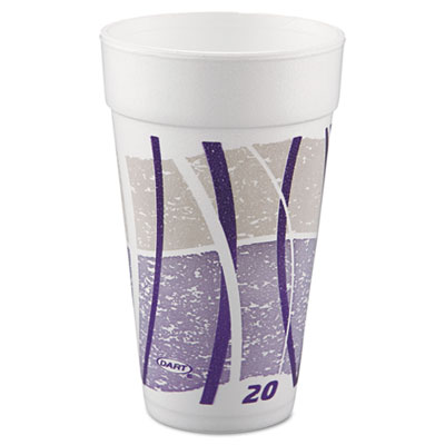 Dart Impulse Hot/Cold Foam Drinking Cups