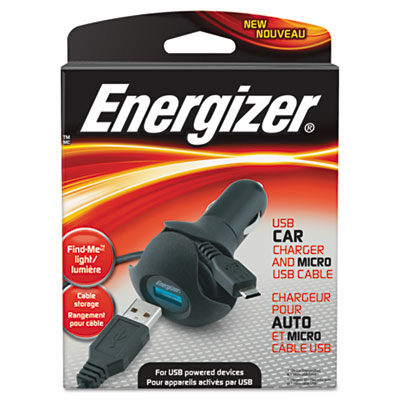 Energizer USB Premium Car Charger