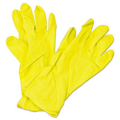 Impact Flock Lined Latex Gloves