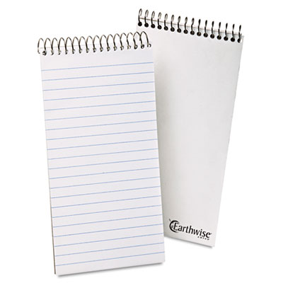 Earthwise Ampad 100% Recycled Reporter's Notebook