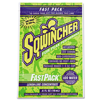 Sqwincher Fast Pack Concentrated Activity Drink