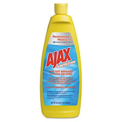 Ajax Scouring Creme Cleanser
