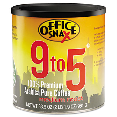 Office Snax 9 to 5 Coffee
