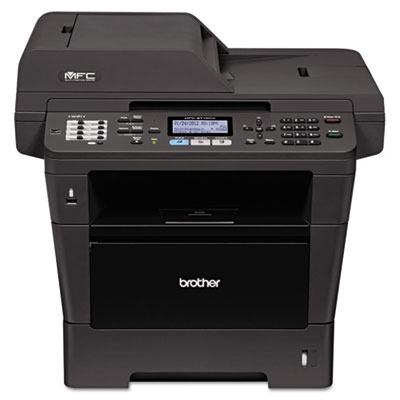Brother MFC-8710DW All-in-One Laser Printer with Duplex Printing and Wireless Networking