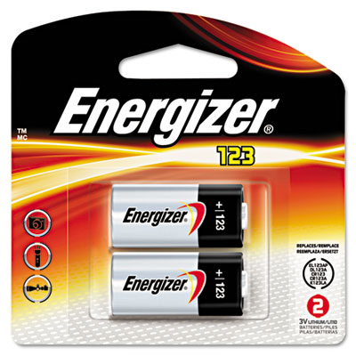 Energizer e2 Photo Lithium Batteries