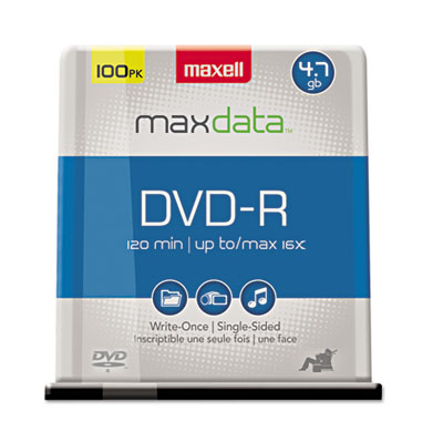 Maxell DVD-R Recordable Disc