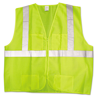 KIMBERLY-CLARK PROFESSIONAL* ANSI Class 2 Deluxe Style Vest 3022285